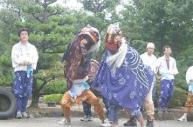 南良津獅子舞