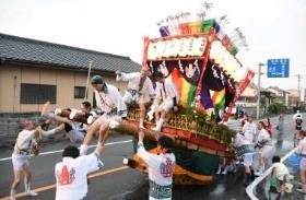 小竹祇園山笠